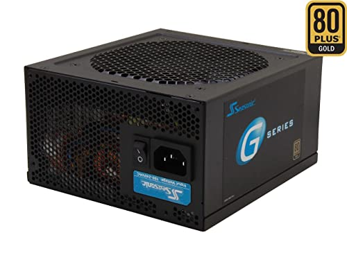 Seasonic G Series 550-Watt SLI Ready Power Supply