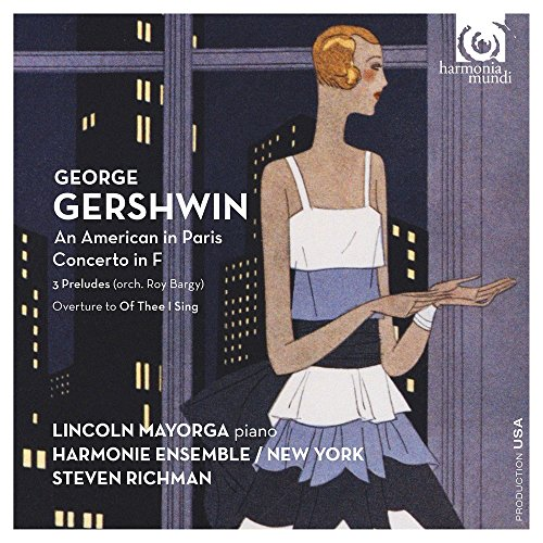 (Gershwin: An American in Paris, Concerto in F)