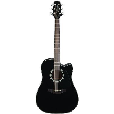 TAKAMINE gd30ce 6 cuerdas acústica guitarra eléctrica – negro – Material reciclado