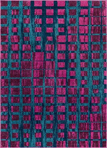 Well Woven Modern Geometric 5x7 (5'3