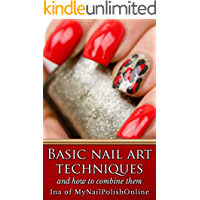Basic Nail Art Techniques: and how to combine them book cover