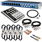 PreSonus AudioBox 1818VSL Interface FADER KIT w/ FaderPort & Cables