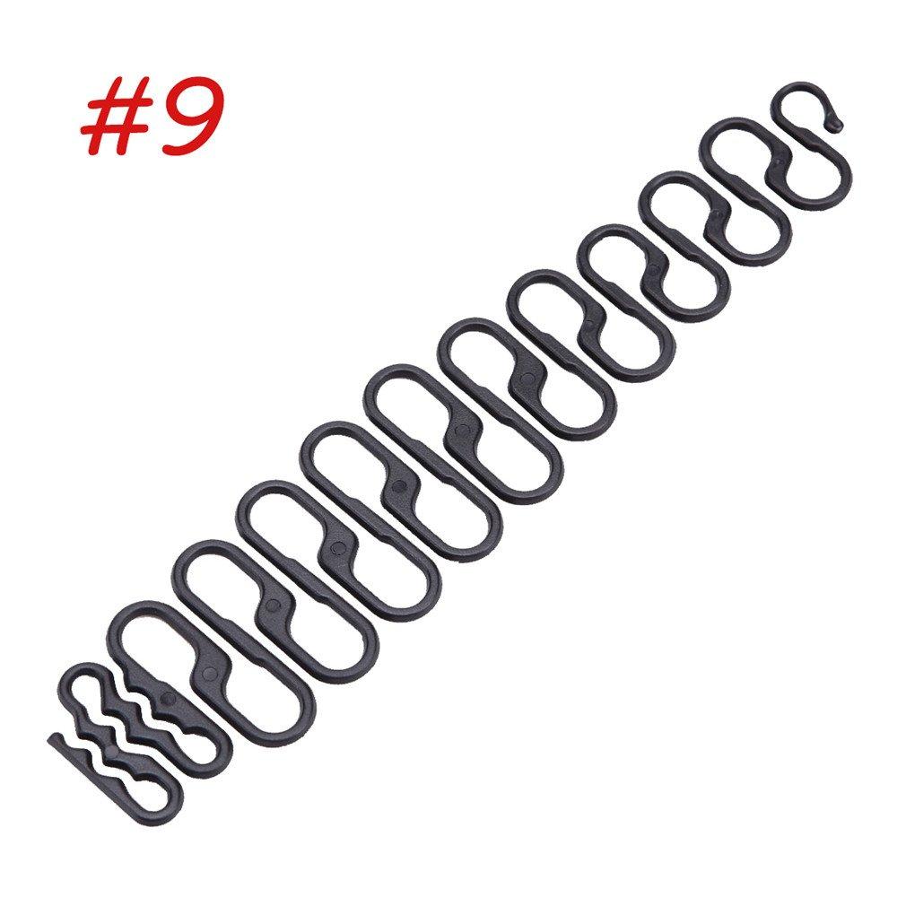 9 Styles Lady French Hair Braiding Tool Weave Braid Roller Hair Twist Styling Bun Maker DIY Hair Band Accessories