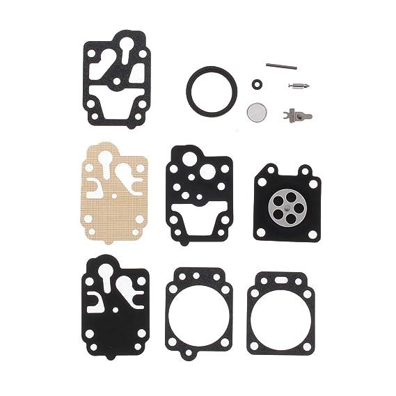 Kit Carburador adaptable sustituye Walbro k20-wyj: Amazon.es: Jardín