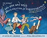 The Journey of the One and Only Declaration of Independence, Judith St. George, 014751164X