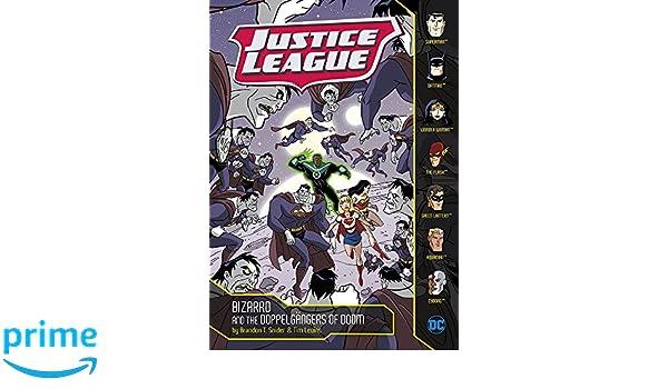 Bizarro and the Doppelgängers of Doom Justice League: Amazon ...