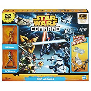 Star Wars Command Epic Assault Set from Hasbro