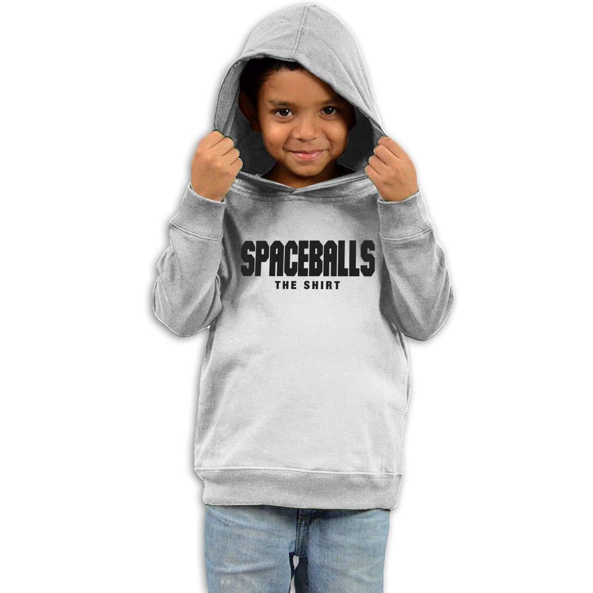 Stacy J. Payne Boys Spaceballs The Shirt Cool Hoody42 White