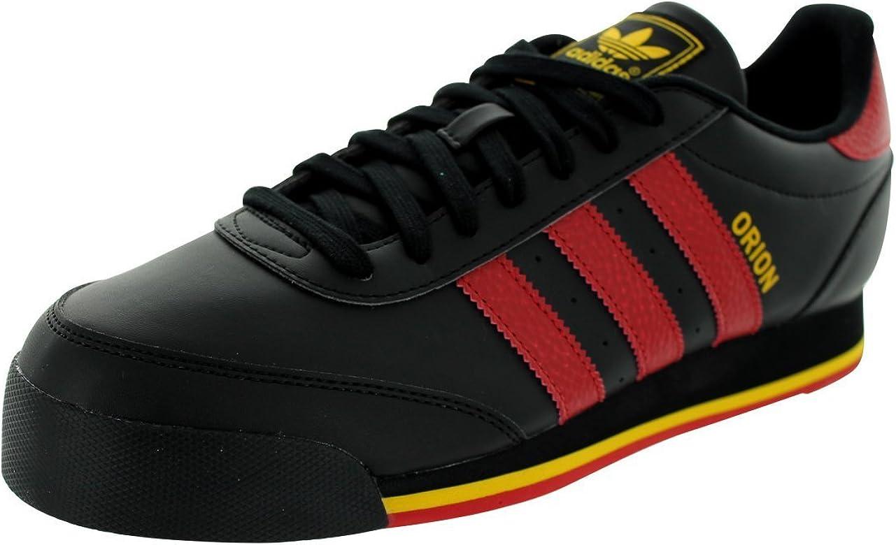 tienda de descuento elige lo último oficial de ventas calientes adidas - Zapatillas para Hombre Adidas Orion 2 Color Negro/Rojo (Light  Scarlet) / Amarillo (Ray Yellow) Q32984 Hombre, Negro (Negro), 46 EU:  Amazon.es: Zapatos y complementos