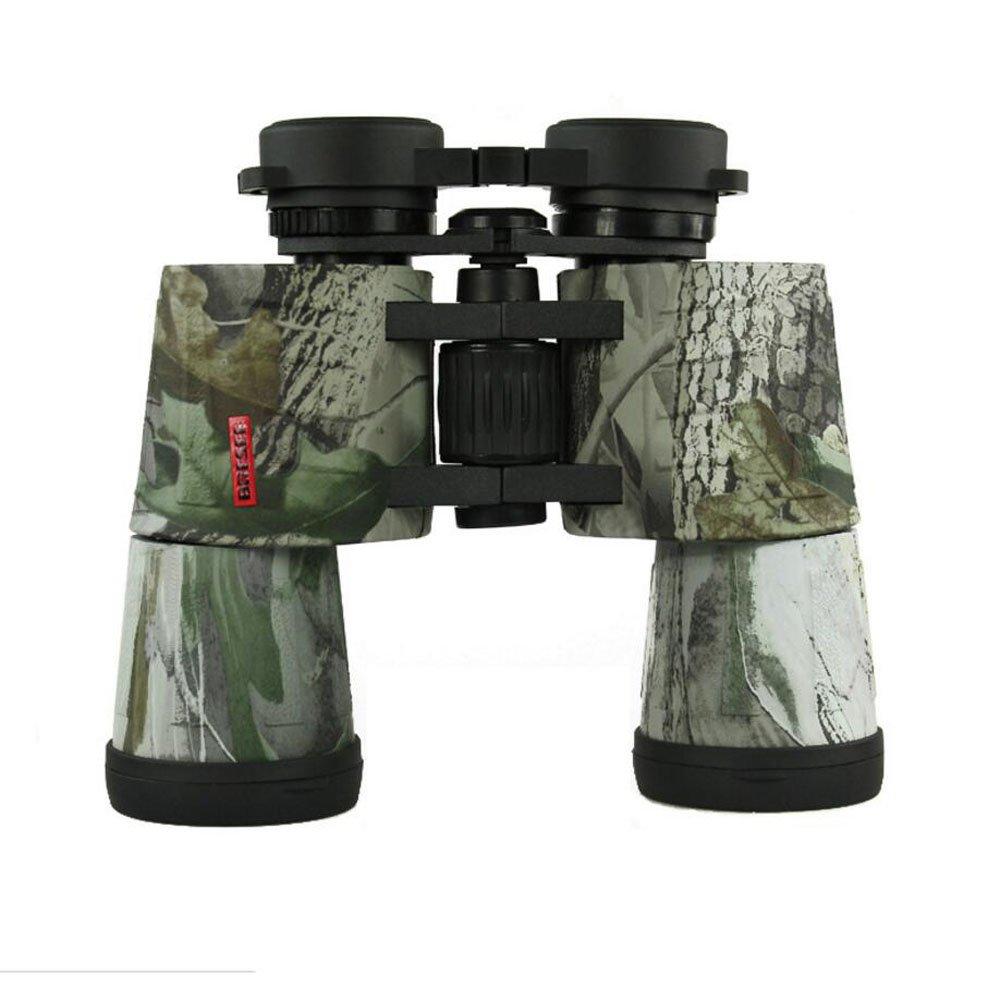 KTYX 10x50ハイパワーHD双眼鏡低照度ナイトビジョン迷彩屋外 望遠鏡 (Color : ArmyGreen)  ArmyGreen B07QQ161X2