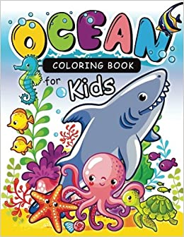 ocean coloring books for kids coloring book for girls doodle cutes the really best relaxing colouring book for girls 2017 cute kids coloring books ages - Ocean Coloring Book
