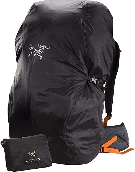 f806faac185 Amazon.com: Arc'teryx Pack Shelter XS (Black): Sports & Outdoors