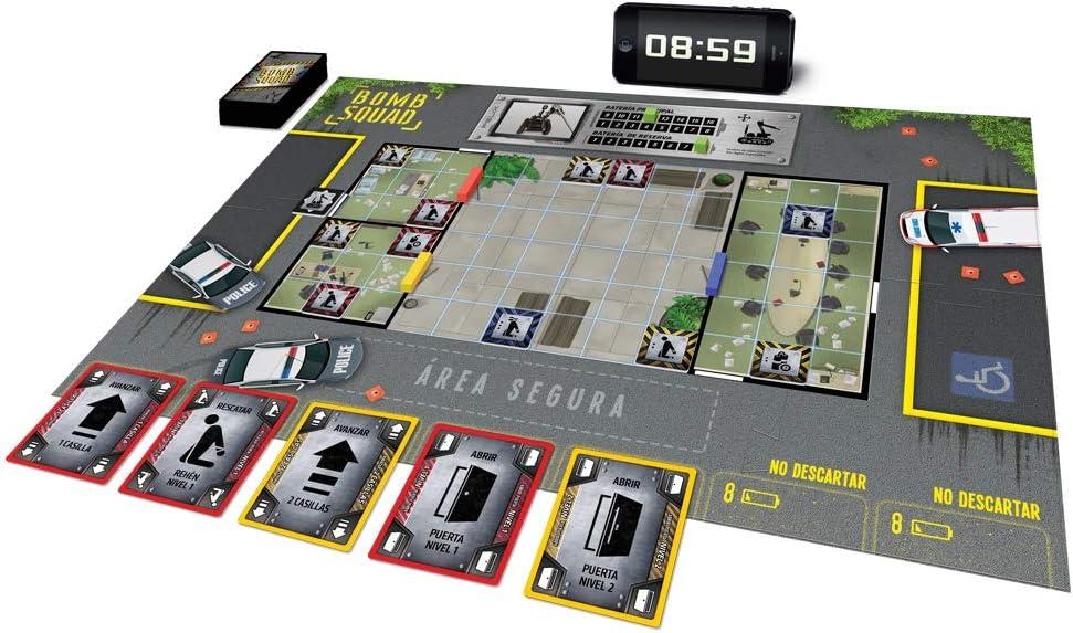 Edge Entertainment- Bomb Squad - Español, Color (EETMBS01): Amazon.es: Juguetes y juegos