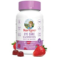 Eye Vitamins – Eye Care Gummy Chewable Supplements – Zeaxanthin, Lutein Multivitamins – Sugar Free Gummies with All Natural Ingredients – Vegan, Paleo Friendly, Celiac Friendly – 45 Day Supply