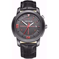 OPTA FOXWEAR Bluetooth Analog Smart Watch with Sports Functions & Ultra-Long Standby time for All Andriod/iOS Smartphones