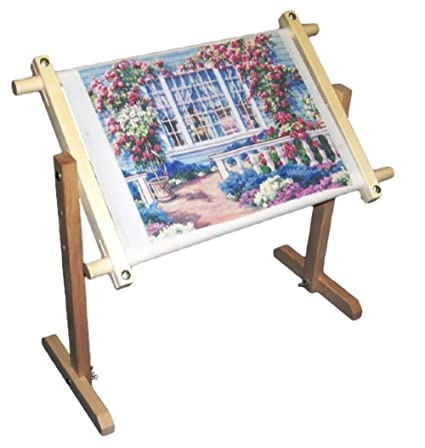 Amazon.com: Frank A. Edmunds Adjustable Lap & Table Stand with ...