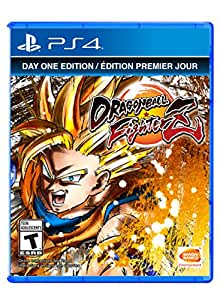 Dragon Ball Fighterz - PlayStation 4 - Standard Edition
