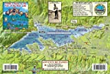 Big Bear Lake California Map & Fish Guide Franko Maps Laminated Fish Card
