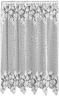 product image for Heritage Lace Woodland 60-Inch Wide by 63-Inch Drop Panel, Ecru