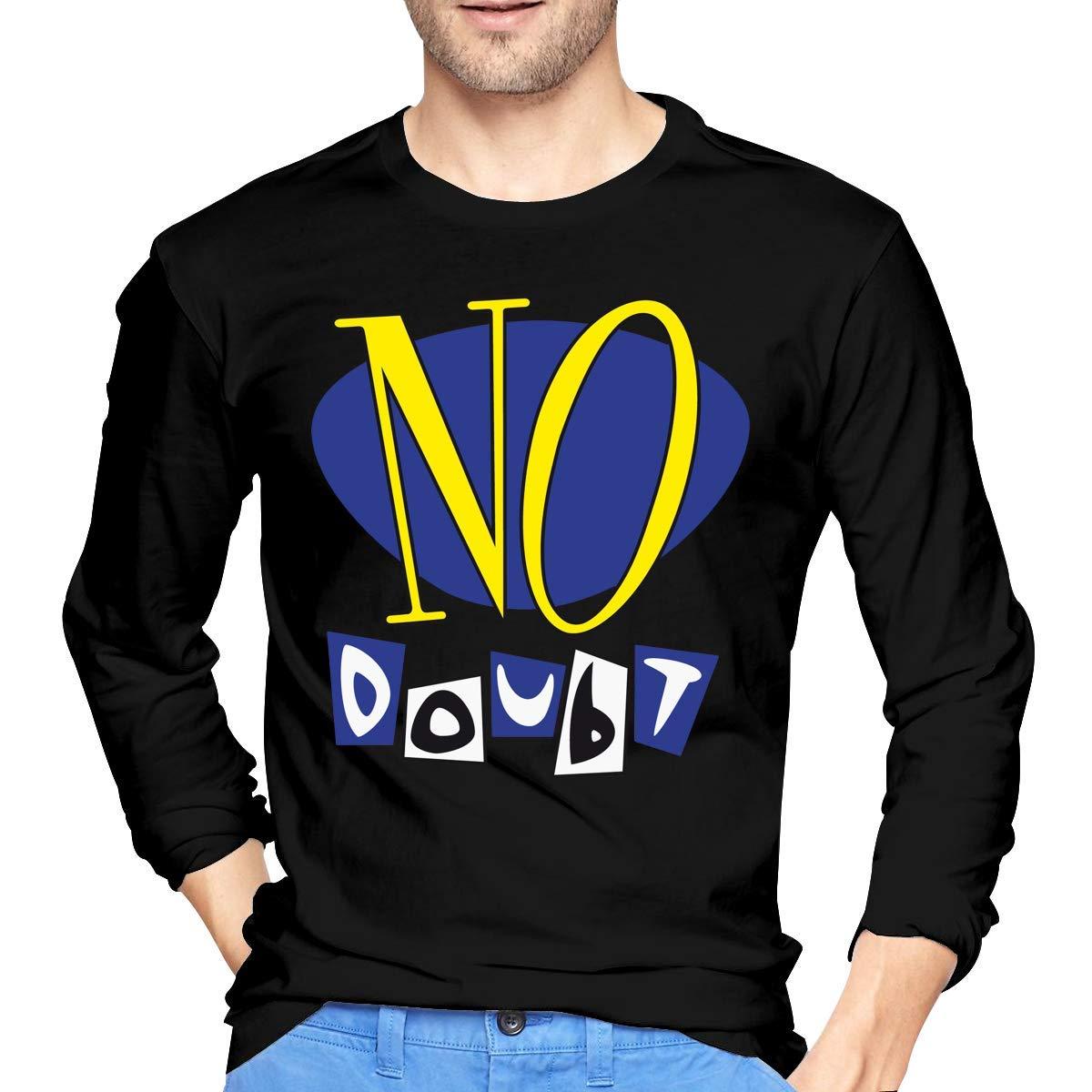 Fssatung S No Doubt Tees Black Shirts