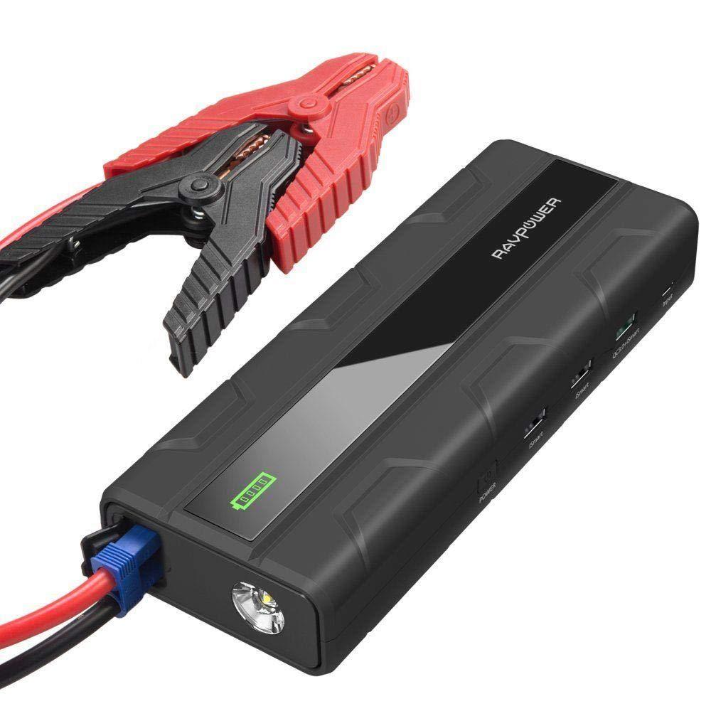 RAVPower Arranque de Batería de Coche RAVPower Avviatore Portatile ...