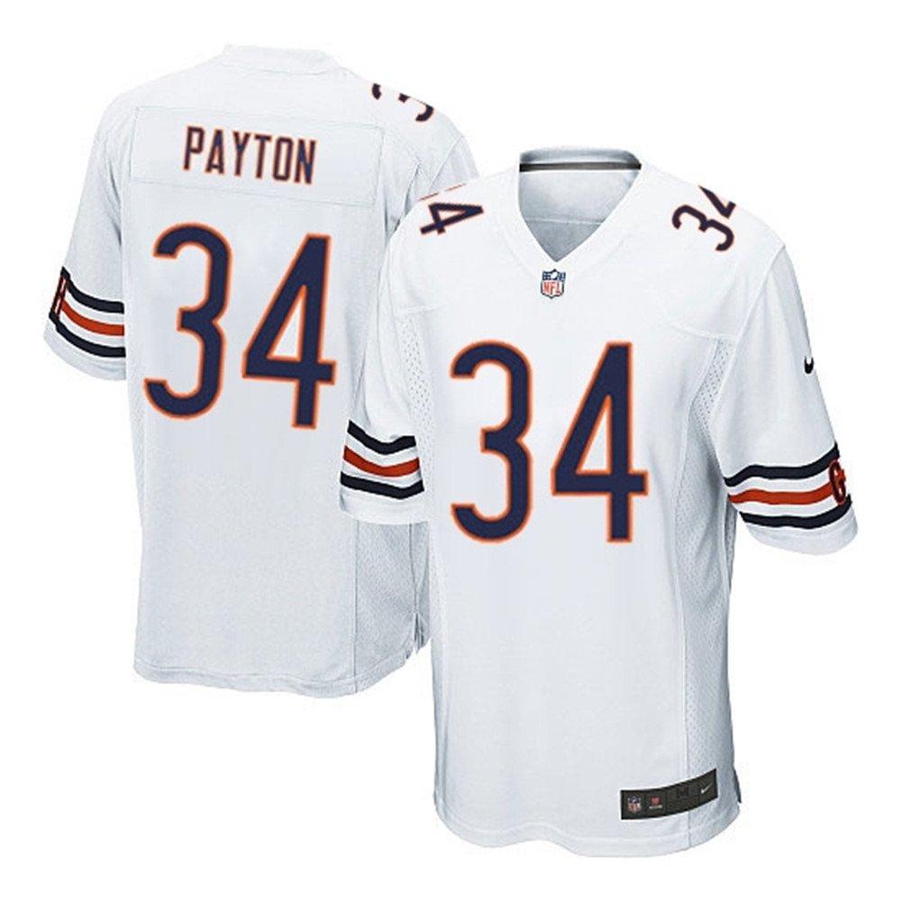 34 Walter Payton Trikot Chicago Bears Jersey American Football Trikot Mens Emma Anne3901341