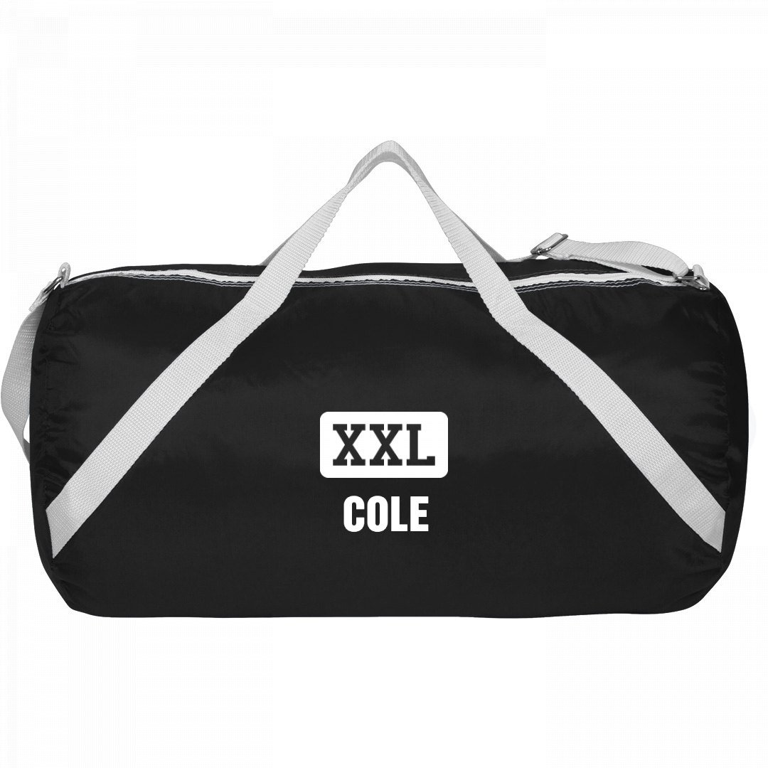 Athletic Gym Bag Cole: Sport Roll Liberty Bag by FUNNYSHIRTS.ORG