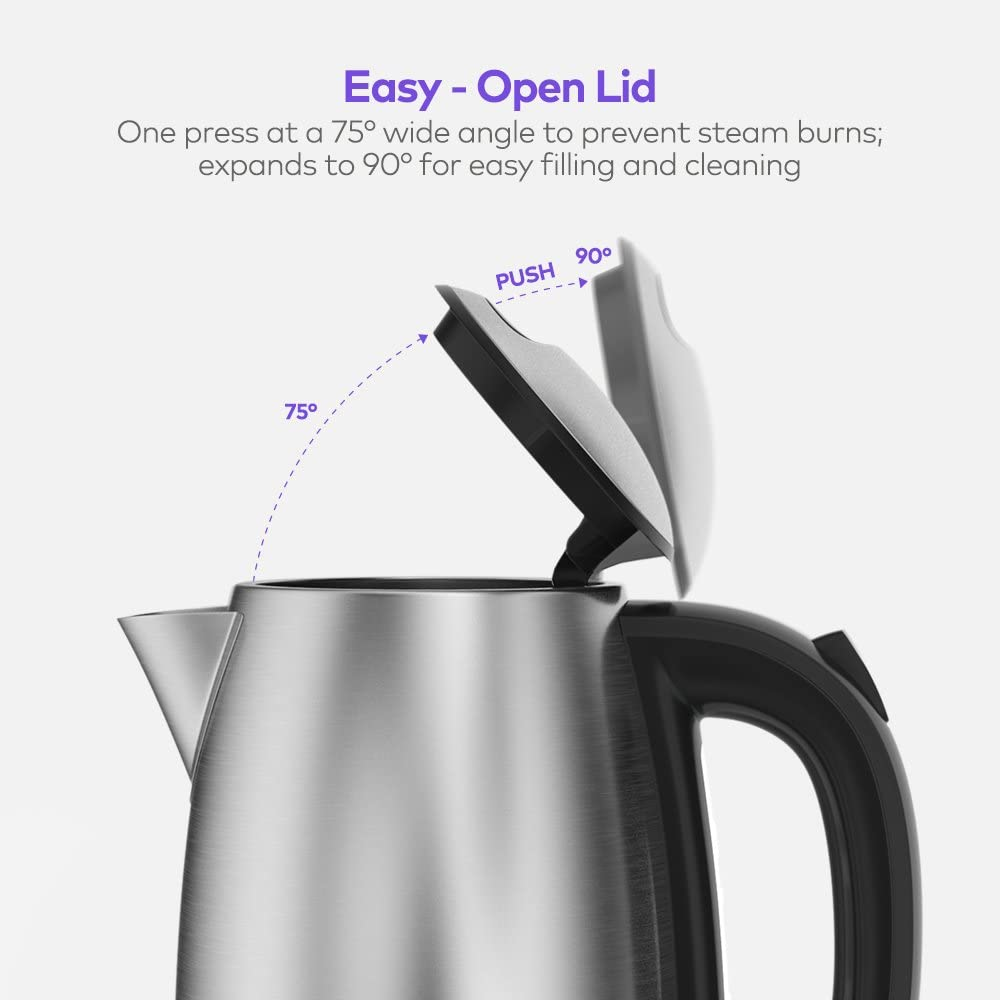 VAVA VA EE010 1.7 L Electric Tea Kettle