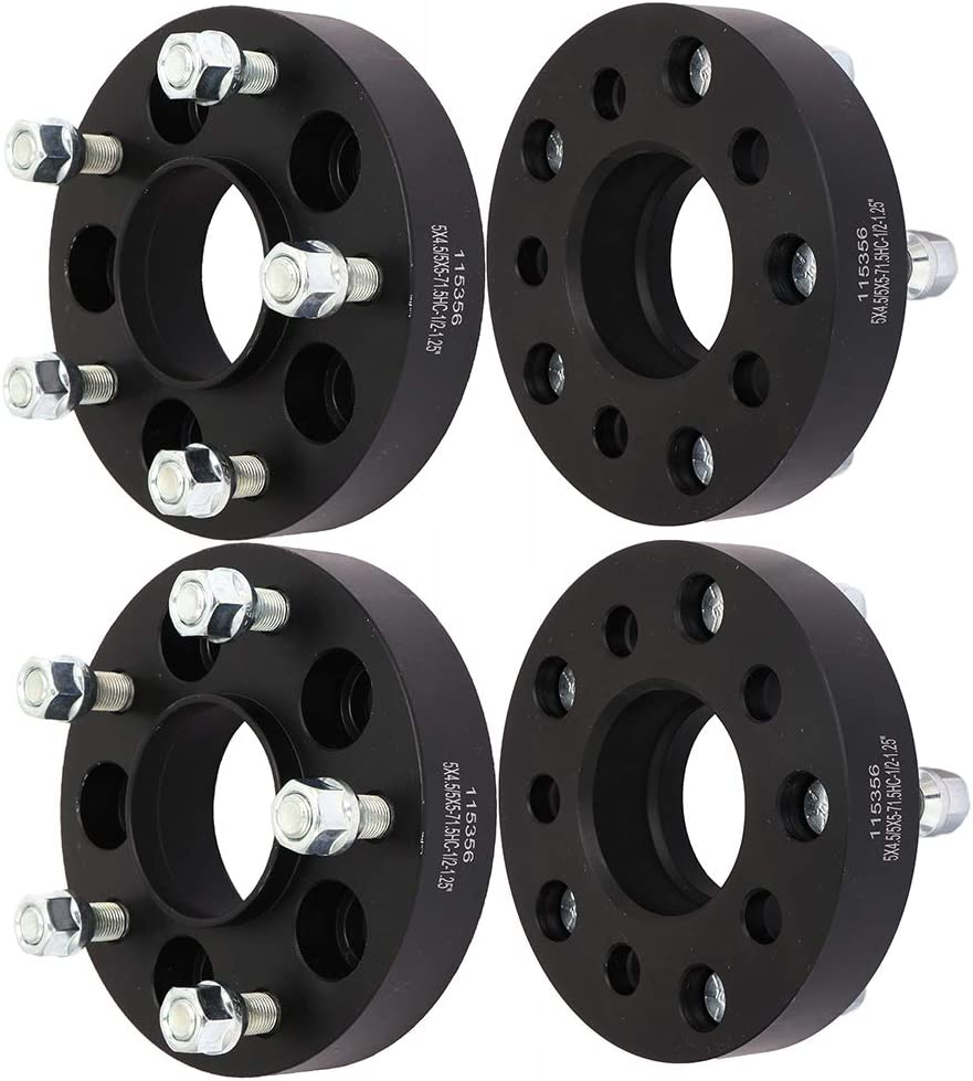 ECCPP lug Wheel Adapters Hub centric