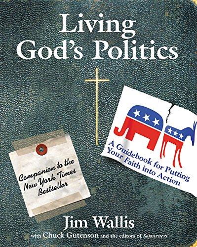 Download Living God's Politics: A Guide to Putting Your Faith into Action pdf epub