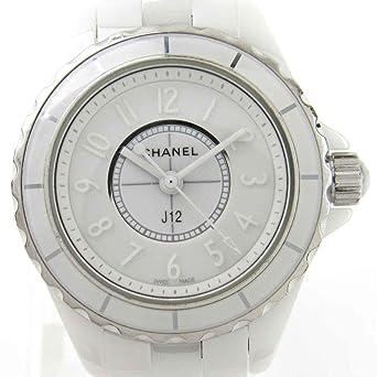 e8968d5e0c9b [シャネル] CHANEL J12 ホワイトファントムリミテッド ウォッチ 腕時計 ホワイト ステンレススチール(SS)