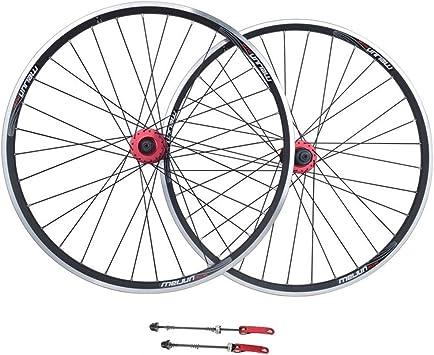 ZNND MTB Ruedas De Bicicleta 26 Pulgadas, Aleación Aluminio Ruedas ...