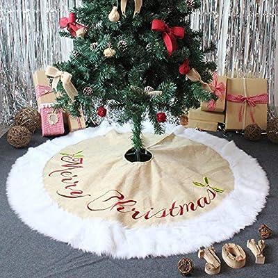 CHICHIC 2018 Christmas Tree Skirts
