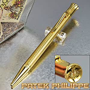 Patek Philippe Luxury Special Business Ballpoint Pen (Silver Gold Style 1)