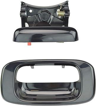For Chevy//GMC Silverado//Sierra Texture Black 1999-2007 Tailgate Handle