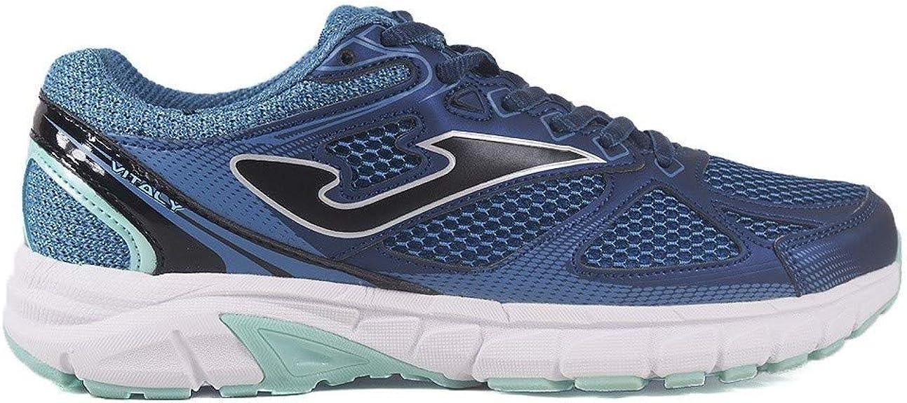 Zapatillas Deportivas para Mujer Joma Vitaly Lady 917 Azul: Amazon.es: Zapatos y complementos