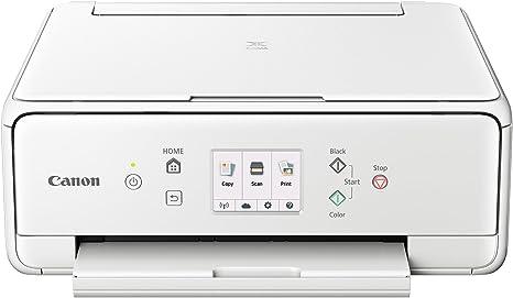 Impresora Multifuncional Canon PIXMA TS6051 Blanca Wifi de ...