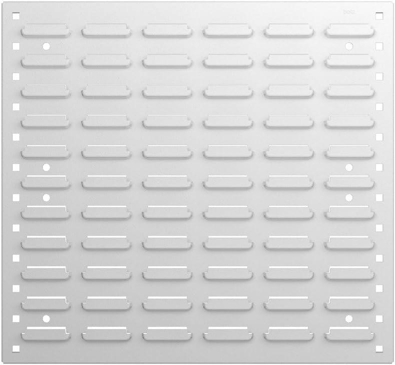 BxH: 495 x 457 mm 1 St/ück 14025137.19 bott perfo Schlitzplatte horizontal S anthrazitgrau