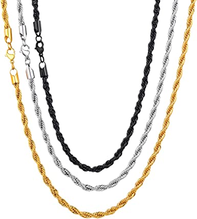 """Simple  Chain Necklace 13/""""   18/""""   24/""""     30/"""""""