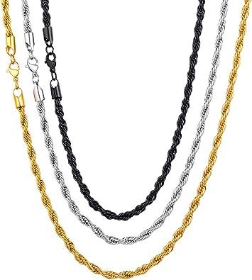 10 mm 38 inch Dee Faith Chain Fashion Necklace