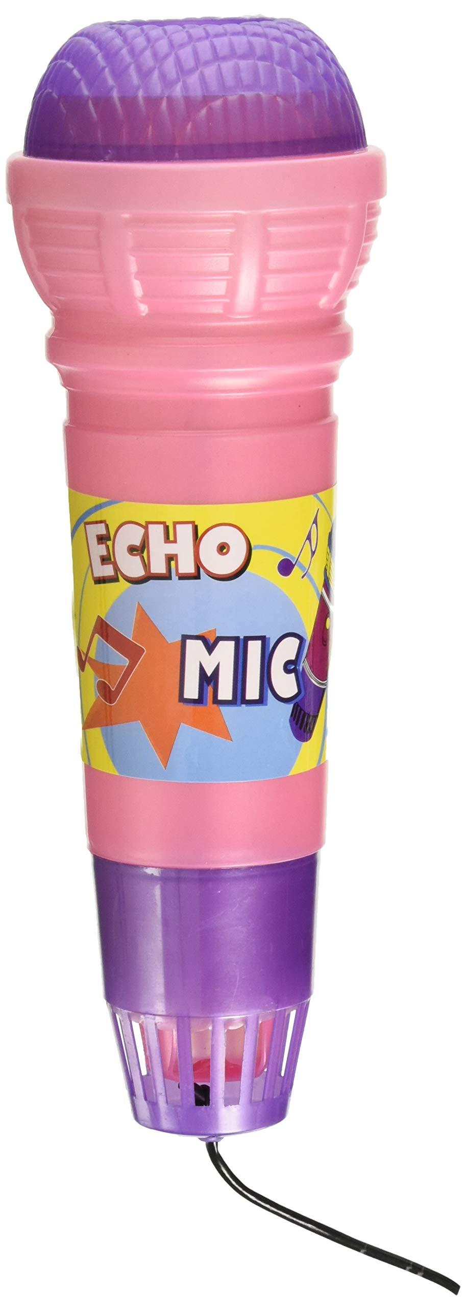 Echo Microphones (12/PKG)- Assorted Colors