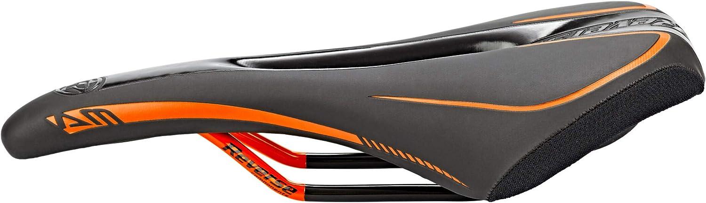 Reverse AM Ergo Saddle black//fox orange 2020 Mountain Bike Saddle