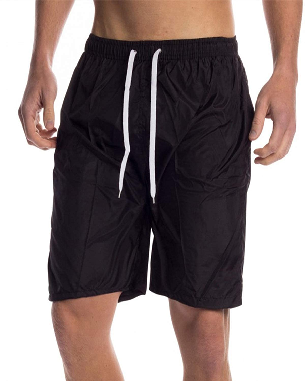 INCERUN Pantalón Corto - para Hombre