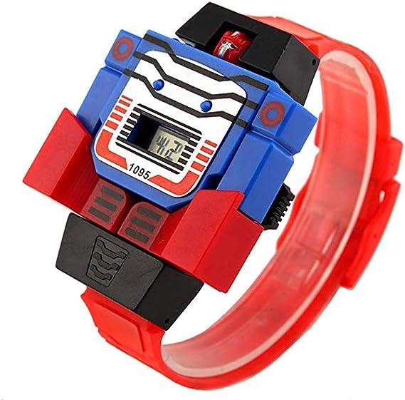 Amazon.com: Reloj digital para niños con juguetes ...