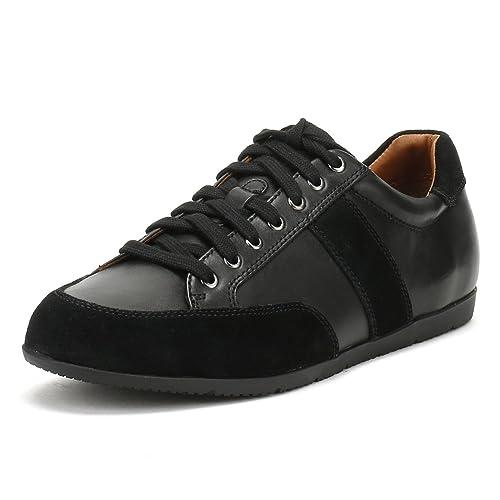 Polo Ralph Lauren Price Hombre Zapatillas Negro: Amazon.es: Zapatos y complementos