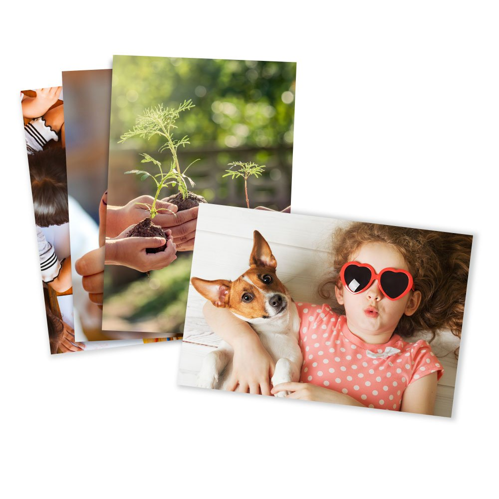 Photo Prints – Glossy – Standard Size (4x5.3) Amazon