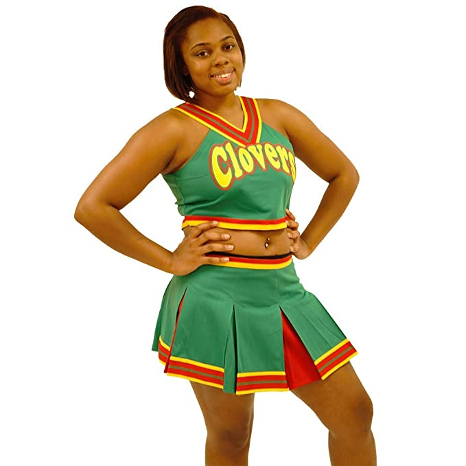 23cd47de Bring It on Clover Cheerleader Costumes