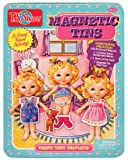 Best T.S. Shure Toys For 4 Year Girls - T.S. Shure Teeny Tiny Triplets Magnetic Tin Review