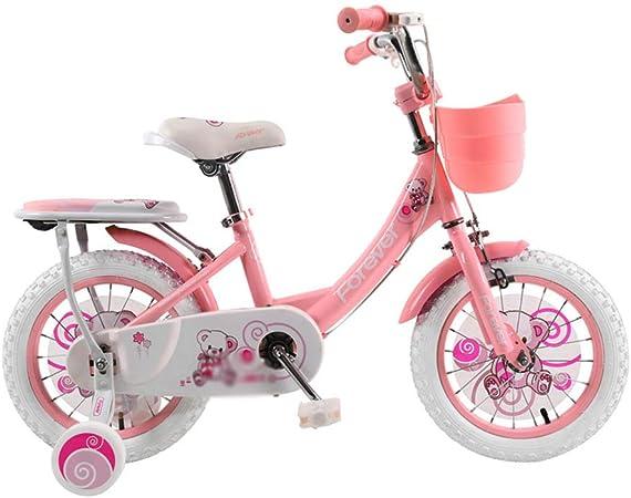 DT Bicicletas para niños Bicicletas para bebés de 3 años 2-4-6 años Bicicleta de niña Niño Bicicleta del niño 99% Instalado Compre y envíe un Paquete (Tamaño : 12 Pulgadas): Amazon.es: Hogar
