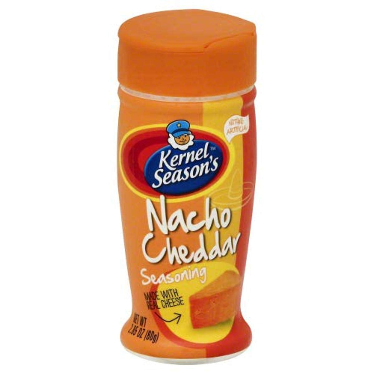 Kernel Season's Popcorn Seasoning, Nacho Cheddar, 2.85 oz